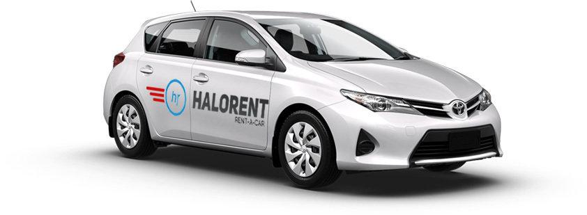 Halorent - wynajem aut w Gdyni, Wypożyczalnia Gdynia
