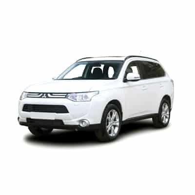 Wypożyczalnia samochodów - mitsubishi outlander